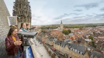Discover Ypres