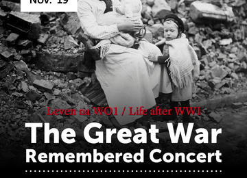 Concert 'The Great War Remembered'
